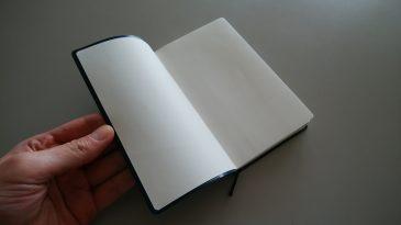 手帳カバー貼付けサンプル2